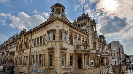 Redbridge Town Hall. Picture: Redbridge Council