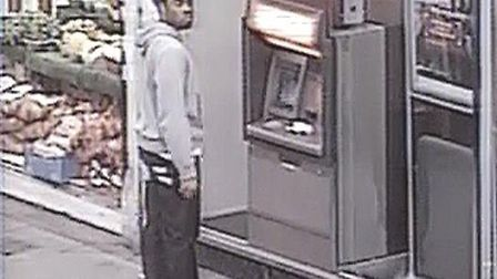 British Transport Police (BTP) officers have released CCTV images of a person they want to trace aft