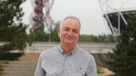 post-Games architect and landscape planner, who has headed the transformation project for the London
