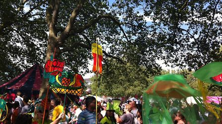 Thousands turned out at The Mayor's Newham Show last weekend