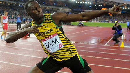 You could see Usain Bolt compete (Picture: Martin Rickett/ PA)