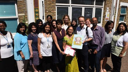 Dr Atmaji is retiring from the Claremont Clinic on the Romford Road after 19 years service
