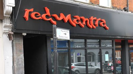 Red Mantra bar and restaurant