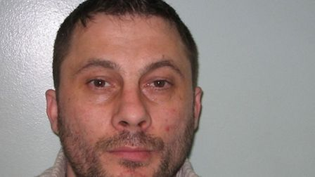 Burgalr Catalin Tircolea, 32, who has been jailed for five years