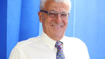 Dr Zuhair Zarifa, Chairman of Newham Clinical Commissioning Group.