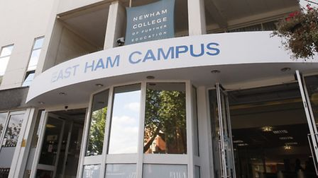 Newham College has campuses in East Ham and Stratford
