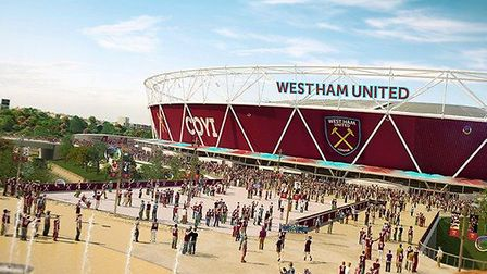 How the Olympic Stadium will look once West Ham move in