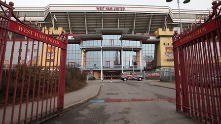 The new stadium will be rented, unlike the recently-sold Boleyn Ground