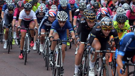 The Prudential RideLondon 2015 began at Queen Elizabeth Olympic Park (Picture: PA Images)
