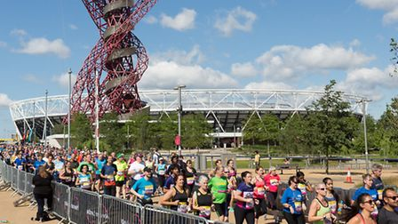 The run will take place in Queen Elizabeth Olympic Park