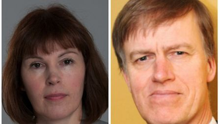 Sarah Wootton and Stephen Timms