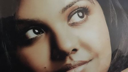 Shalini Ganesh-Ram, 26, died shortly after giving birth Picture: Nandini Dharmaseelan