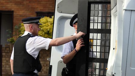 The Newham recorder went on a day shift with Newham Police to see what their day involves