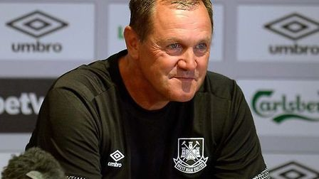 West Ham United's Terry Westley (pic: WHUFC)
