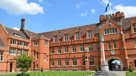 Bancroft's School, in High Road, Woodford Green, which is taking part in Open House London this week