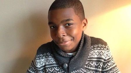 David Efemena, 14, of Elm Park, died while on a RAF cadet camping trip in Hampshire
