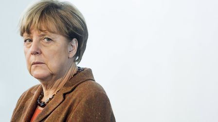 German Chancellor Angela Merkel. Picture: Getty Images