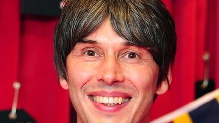 Professor Brian Cox. Picture: Ian West/PA Images