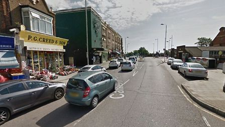 Cameron Road, Seven Kings. Picture: Google Street View