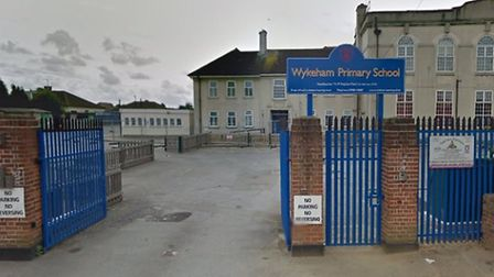 Wykeham Primary Schhol in Hornchurch. Pictures: Google Maps