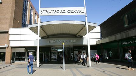 The Stratford Centre is included in the BID