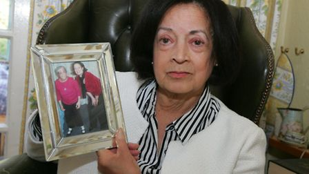 Karen Callender Caplan, the sister of Robin Callender who died following a cardiac arrest and septic