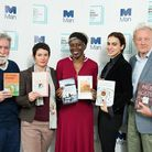 The 2017 Man Booker prize shortlist. Picture: Getty Images