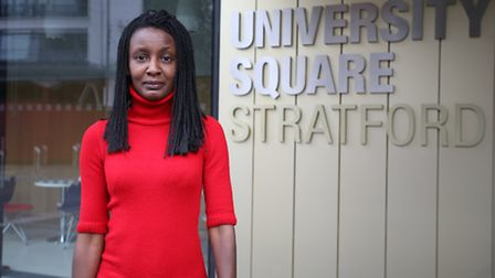 Tomi Kassim, an Urban Choreography and Theatre PhD Student at UEL is raising money for her studies