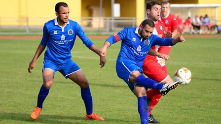 Sporting Bengal in action (pic: Tim Edwards)