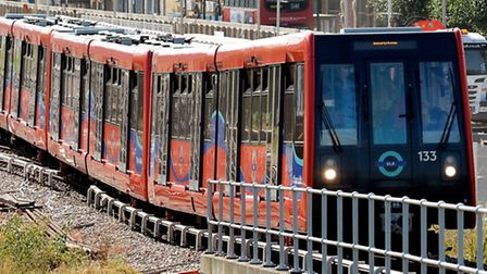 Security and cleaning staff on the Docklands Light Railway in London are to stage a 48-hour strike i