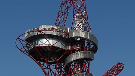 The ArcelorMittal Orbit. Picture: David Davies/PA Images