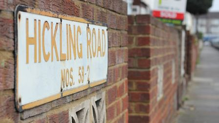Hickling Road, Ilford. Picture: Ajay Nair