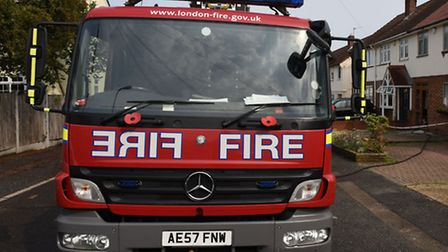 Six people escape Stratford house fire
