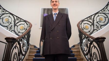 Conservative MP Jacob Rees-Mogg. Picture: Stefan Rousseau/PA Wire/PA Images
