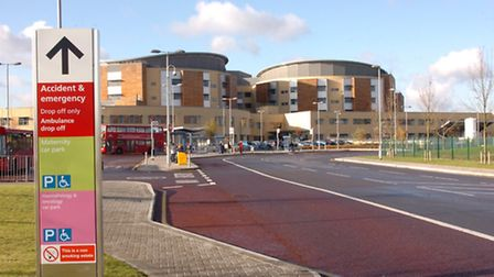 The Barking, Havering and Redbridge University Hospitals Trust said it was working on improving its