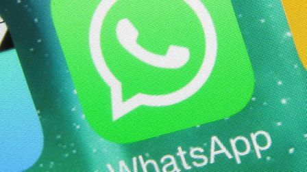 The man sent the messages over Whatsapp. Picture: Edward Smith/PA