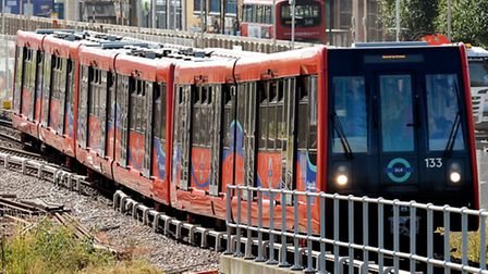 DLR strikes are being planned for 17 days next year (Picture: John Stillwell/PA)
