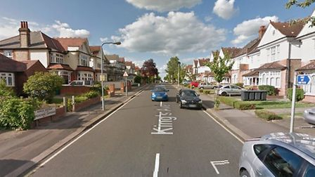 Kings Avenue, Woodford Green. Picture: Google Street View