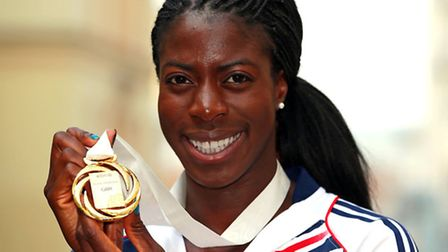 Christine Ohuruogu is a long term supporter of the Christmas Toy Appeal (picture: Dave Thompson/PA)