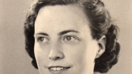 Phyllis Woodham - taken in 1942