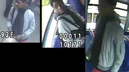 Man aged between 15 and 20, who sexually assaulted a 15 year-old teenager on a bus in Rainham is wan