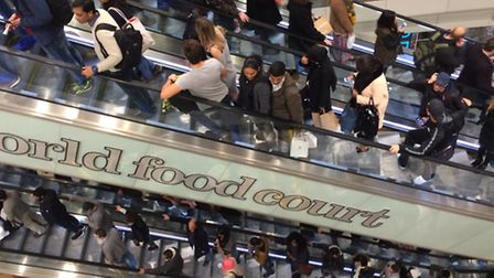 Gunfire detectors could be installed at Westfield Stratford City