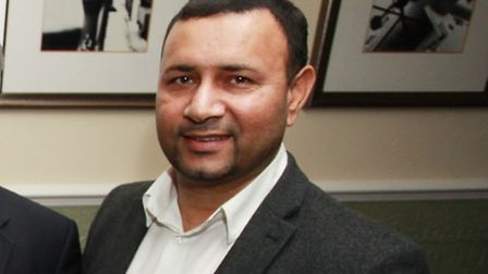 Obaid Khan has been suspended by the Labour Party