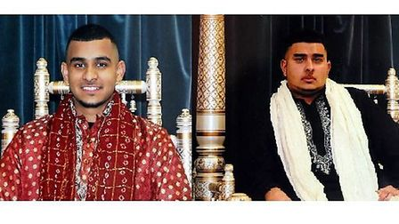 Brothers Taimur Kayani, 17, and Haider Kayani, 20, from Wanstead, were killed when their best friend