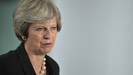 Prime minister Theresa May's biographer says it's too early to write her off. Picture: Charles McQui