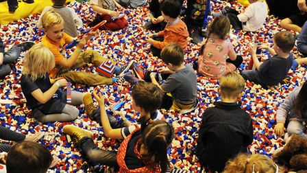 Discover the big kid inside you at Brick 2015