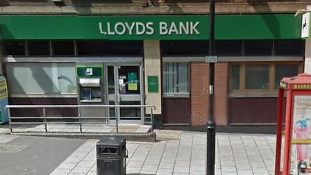 Lloyds will close in April. Picture: Google Maps
