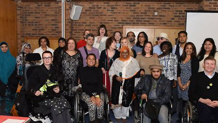 St Marks Community Centre in Beckton is hosting a Disability event as part of Disability History mon