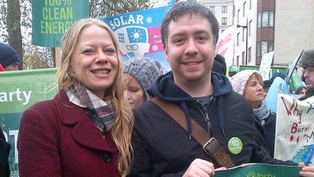 Lee Burkwood is the Green Party GLA candidate for Havering and Redbridge