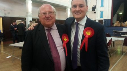 Redbridge MPs Mike Gapes and Wes Streeting have different views on whether the UK should launch air